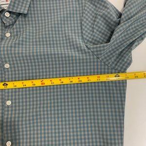 Mizzen+Main Shirts - Mizzen +Main Leeward Collection Button Front Shirt